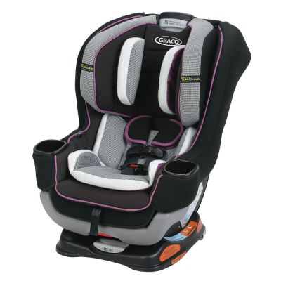 Graco Extend2Fit Convertible Car Seat Baxter Girl